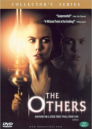 The Others Dvd Importregion Freesealednew
