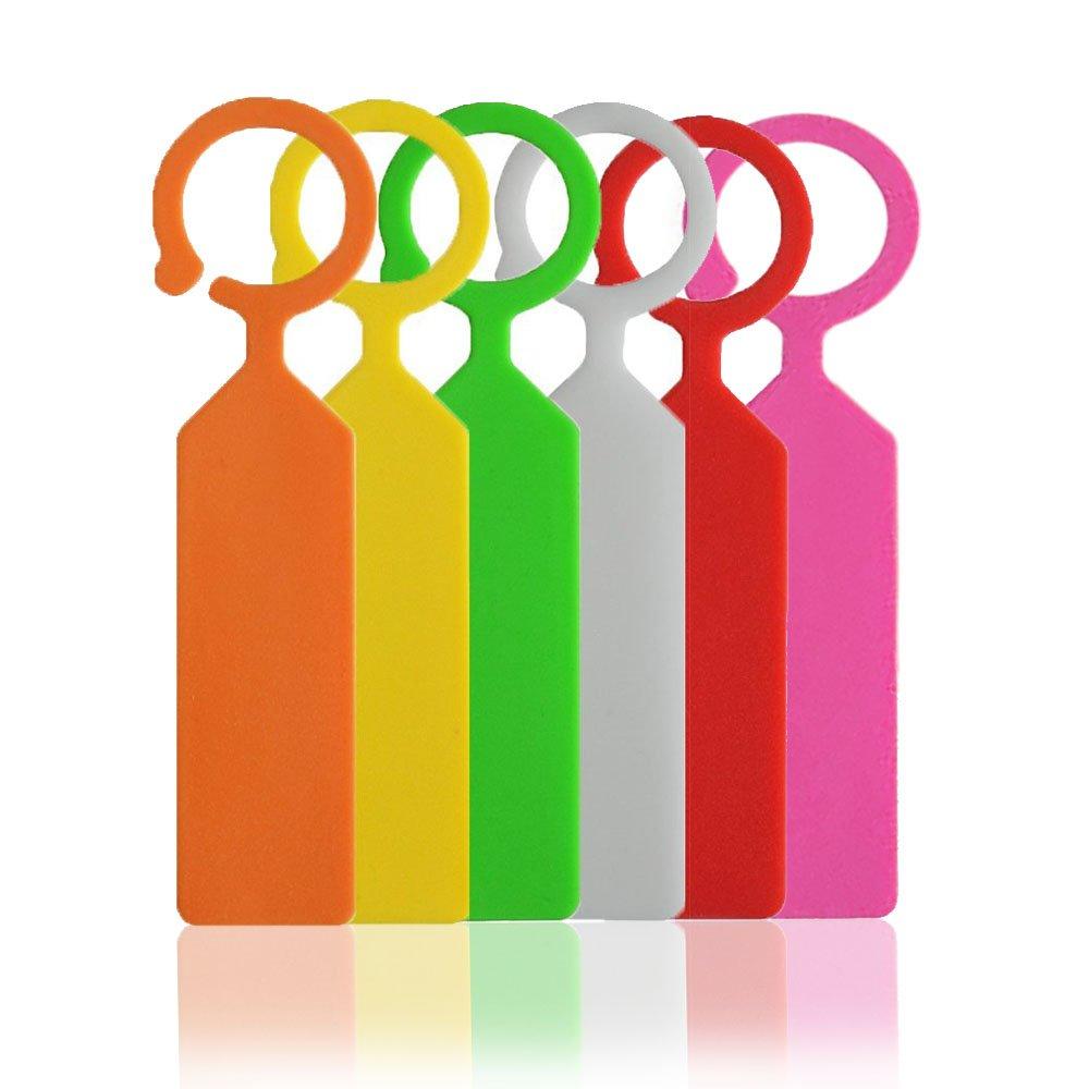 120 pcs Plante Arbre /étiquettes en plastique /épais marqueurs Nursery Jardin /étiquettes pour jardinier Color/é