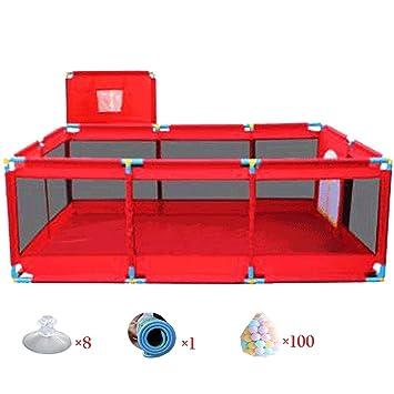 Patio De Juegos Extra Grande Para Bebés Y Bebés Con Aro De ...