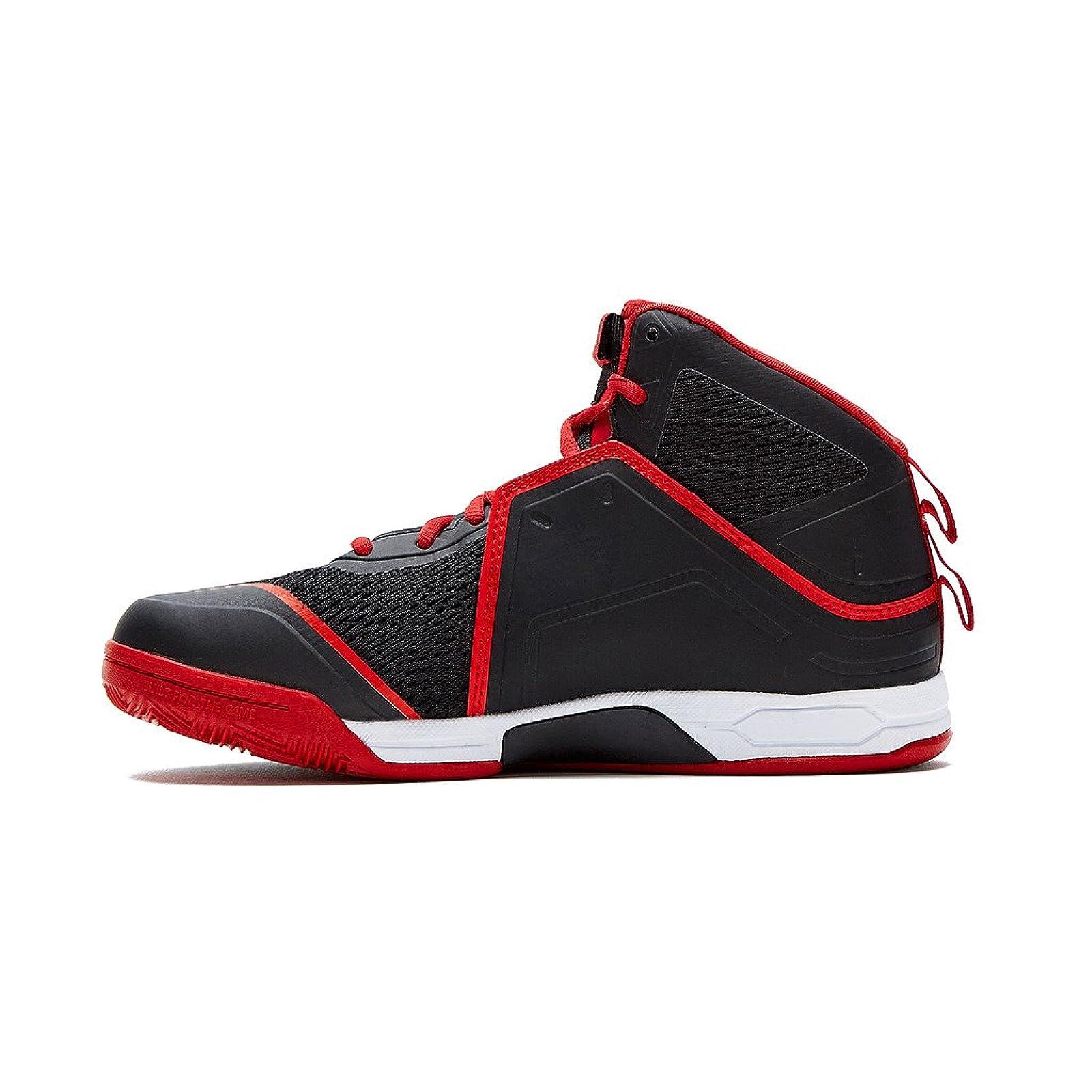 AND1 Men's Havok-M Basketball Shoe Blue - 5
