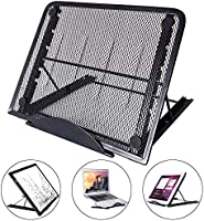 Light Box Pad Stand, Multifunction 7 Angle Points Skidding Prevented Stand LED Light Table/Huion Laptop LED Light Table...