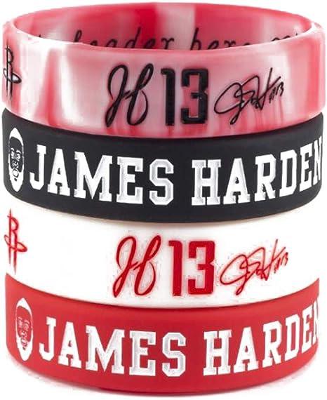 Baloncesto de la NBA James Harden Retrato Pulsera número 13 DE ...