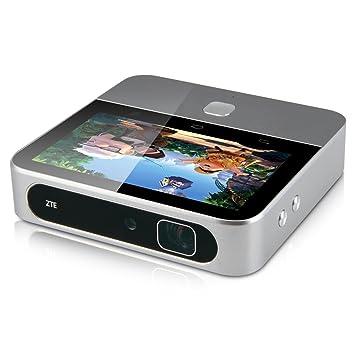 ZTE SPro 2 WiFi Mini proyector portátil DLP - Android 4.4 OS 2.1 ...