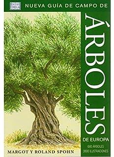 guia de arboles y arbustos de castilla y leon guas