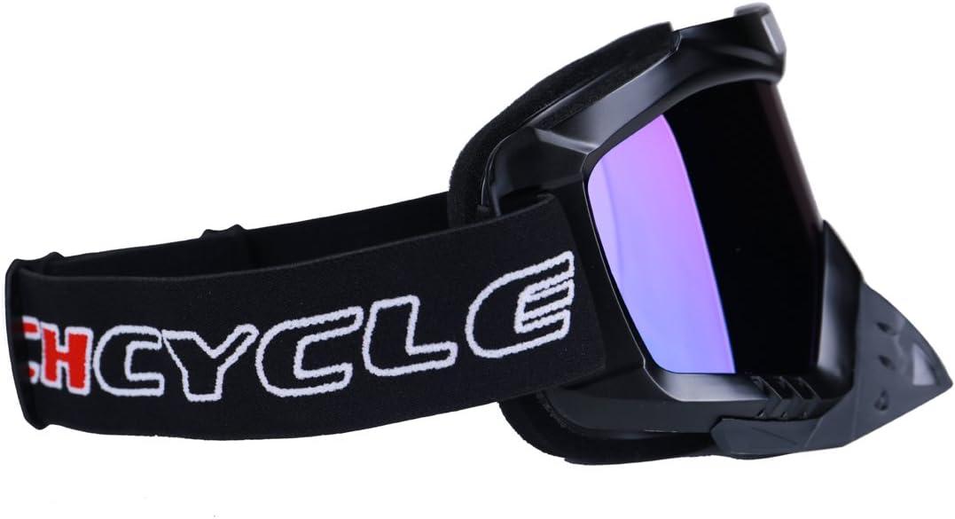 muti-coloured Madbike Occhiali motocross per motocicletta Sport allaria aperta Dirt Bike ATV MX Occhiali sportivi fuori strada