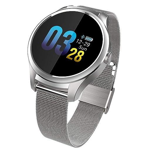 Smart Watch, Pantalla OLED DE 1,0 Pulgadas, Personalizada Interfaz ...