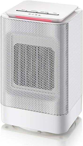 Calentador Calentador de ventilador, Mini cerámico Calefacción ...