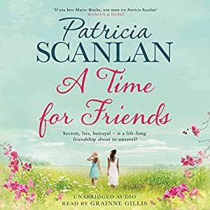 A Time for Friends Audiobook