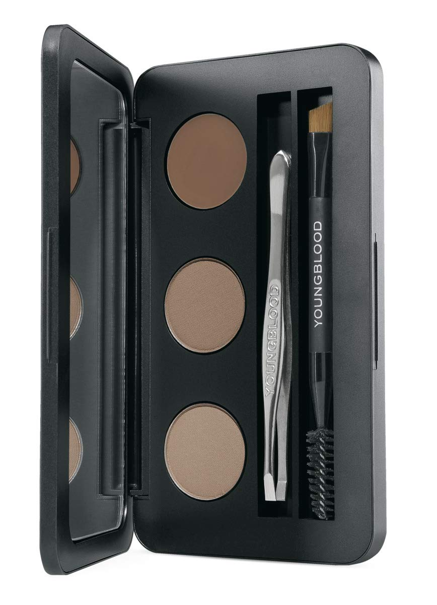 Youngblood Brow Artiste Kit, Brunette, 3 Gram by Youngblood