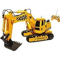 R/C 1:20 Uzaktan Kumandalı Şarjlı İş Makinesi Paletli Excavator - Vardem
