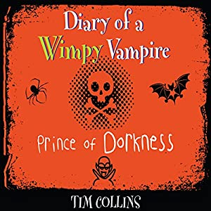Diary of a Wimpy Vampire: Prince of Dorkness Audiobook