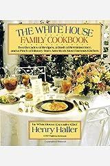 White House Family Cookbook Hardcover
