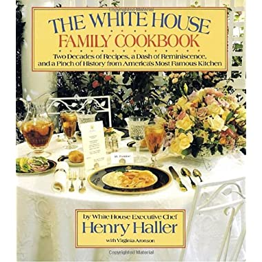White House Family Cookbook