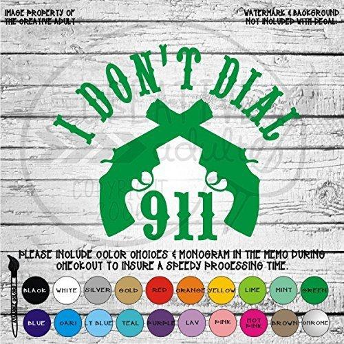 dial 911 and die - 2