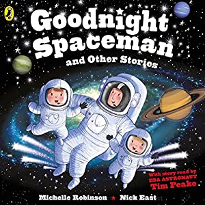Goodnight Spaceman and Other Stories Audiobook