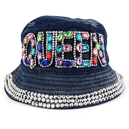 db7f70473 Trendy Apparel Shop Fashionable Rhinestone Jeweled Bling Bling - Import It  All