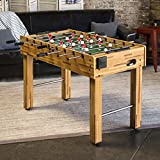 """Best Choice Products 48"""" Foosball Table Competition Sized Soccer Arcade Game Room football Sports"""