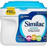 雅培Abbott (Similac) 美版心美力金盾1段奶粉( 0-12个月) 658g美国原装【跨境自营】