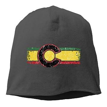 TGSCBN Gorras de béisbol Divertidas Sombreros Bandera de Colorado ...