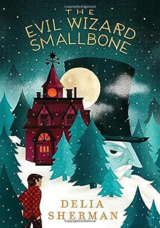 book cover of The Evil Wizard Smallbone