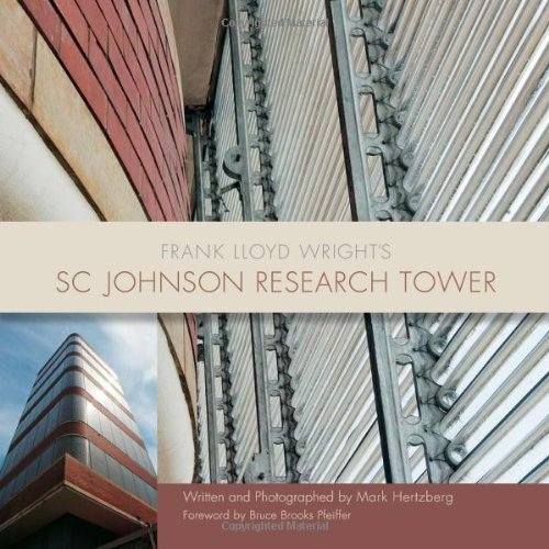 Frank Lloyd Wright's SC Johnson Research Tower