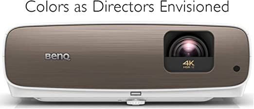 BenQ HT3550 4K Home Theater Projector with HDR10 and HLG | 95% DCI-P3 and 100% Rec.709 for Accurate Colors | Dynamic Iris for Enhanced Darker Contrast ...