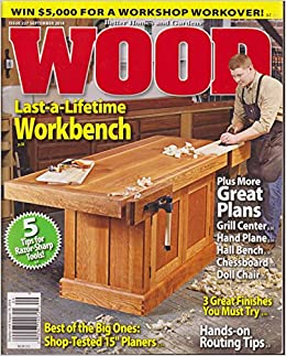 Wood magazine issue 227 september 2014 dave campbell 9256714072500 wood magazine issue 227 september 2014 dave campbell 9256714072500 amazon books keyboard keysfo Images
