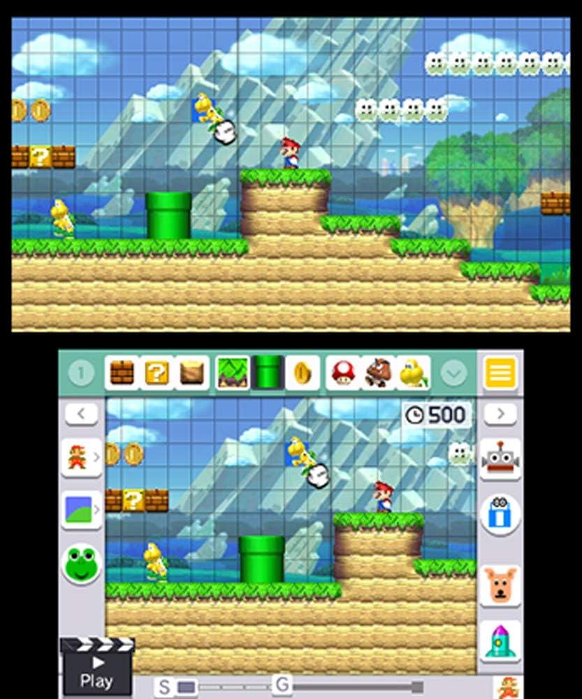 Amazon com: Super Mario Maker for Nintendo 3DS - Nintendo