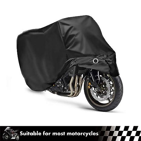 Amazon.com: Funda de motocicleta para exteriores ...