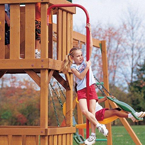 Creative Playthings Fireman's Pole (Fireman Pole For Swing Set)