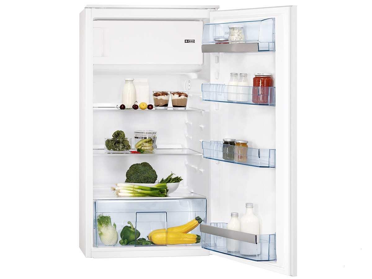 AEG sks61040s0 nevera empotrable para frigorífico dispositivo 103 ...