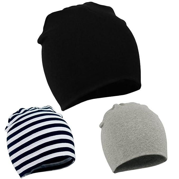 Unisex Baby Cap Beanie Boy Girl Toddler Infant Children Cotton Hat  Nice
