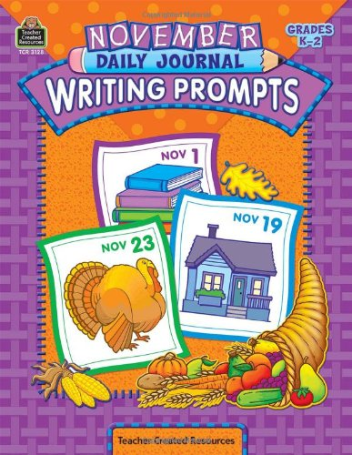 Download November Daily Journal Writing Prompts ebook