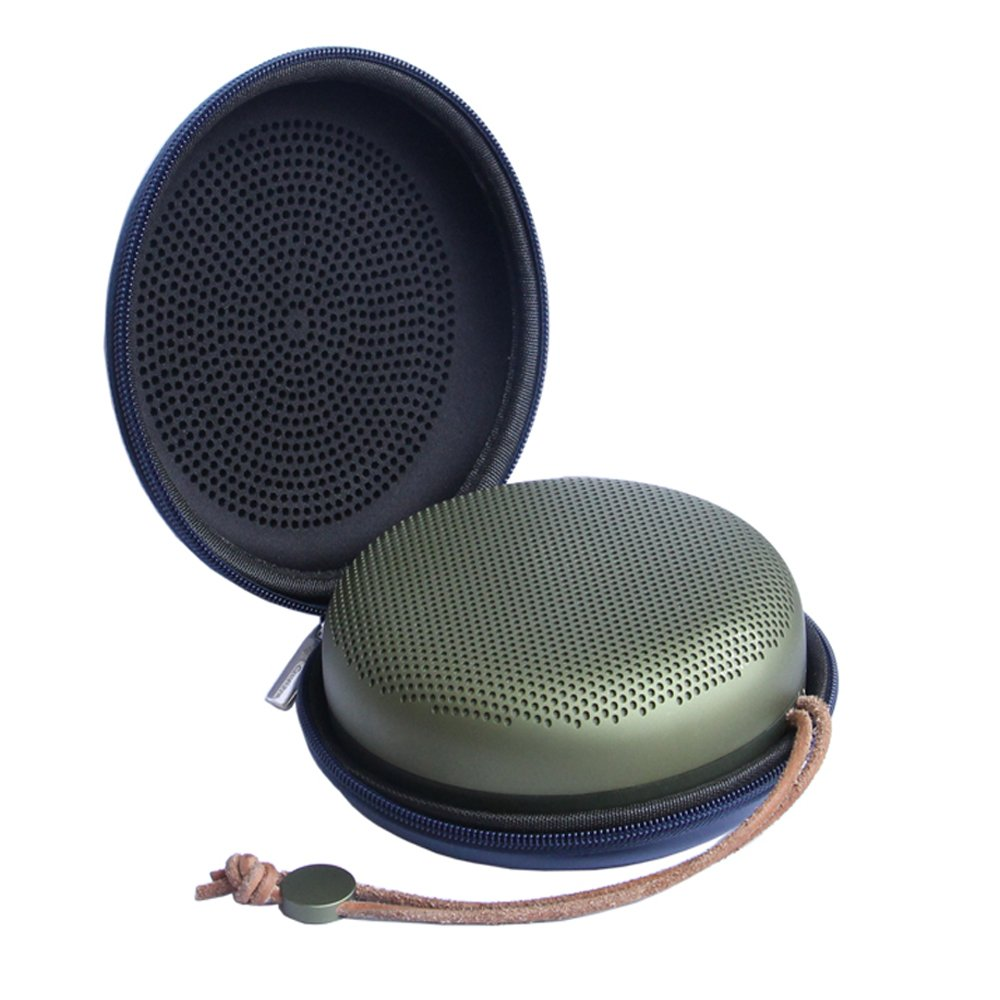 JZK® Funda de piel viajar bolso manga caparazón protector bolsa ...