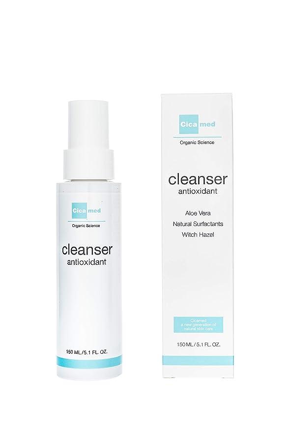 cicamed cleanser antioxidant recension