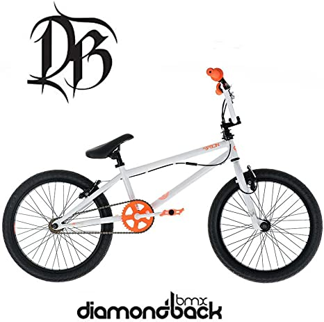 Diamondback Option 2 - Bicicleta BMX para niños, 20 pulgadas ...