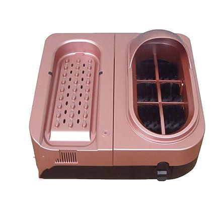 ZZHF Máquina de limpieza de suelas Zapato de limpieza inteligente automático Zapata de pulido refrigerado por