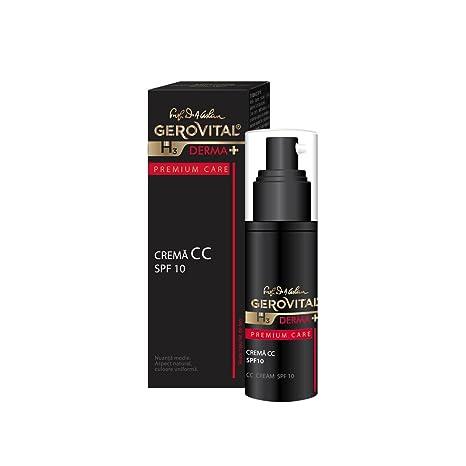 CC Cream Sfp10/GEROVITAL H3 Derma + Premium Care