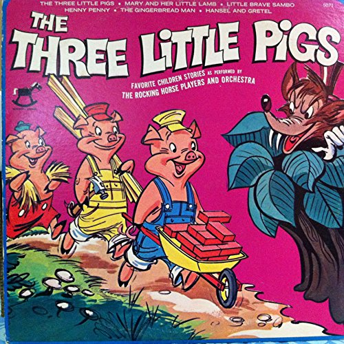 Price comparison product image The Three Little Pigs
