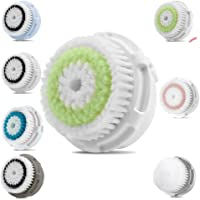 Replacement Brush Head for Clarisonic MIA 2 Sonic MIA2 Classic Plus Pro ArIa (Acne)