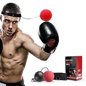 Balón de combate con banda de cabeza, para la formación de ...