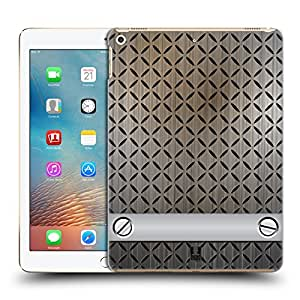 Head Case Designs Stained Steel Industrial Textures Hard Back Case for iPad Air (2013)