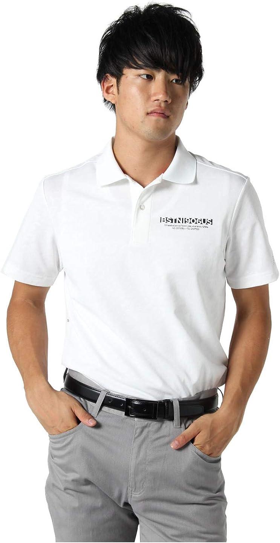ニューバランス ゴルフウェア ポロシャツ 半袖 レオパード柄 012-9260004 030 6