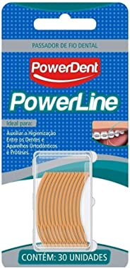 Passa Fio Dental Powerline - Powerdent