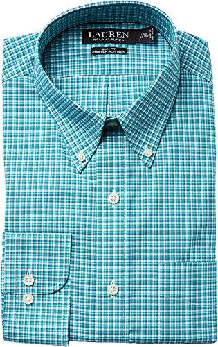 Straight Collar Broadcloth Shirt - 4
