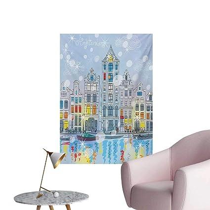 Christmas In Europe Wallpaper.Amazon Com Anzhutwelve Christmas Photographic Wallpaper
