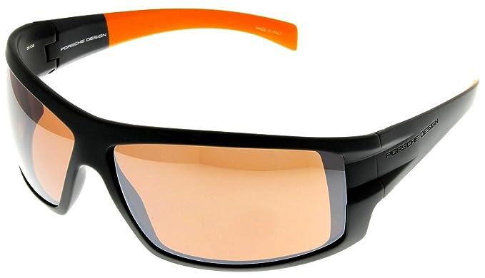 Amazon.com: Porsche Design anteojos de sol, Color Gris y ...