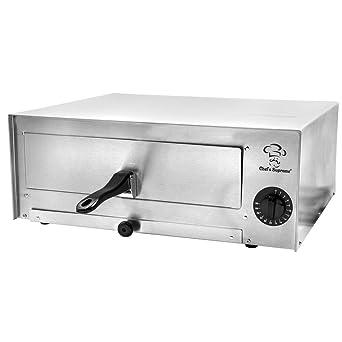 Amazon.com: Chef s Supreme – 120 V encimera horno de Pizza ...