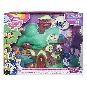 My Little Pony Friendship Is Magic Twilight Sparkle Golden Oak Library Playset