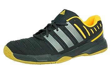 Adidas Essence 11 Zapatillas de Balonmano Handball Negro y